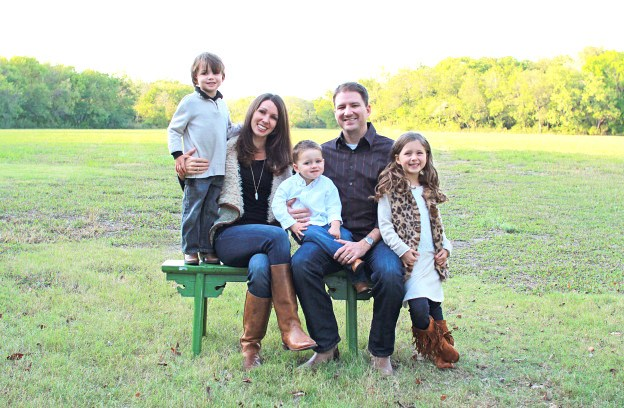 Dr. Ryan Thompson and Family