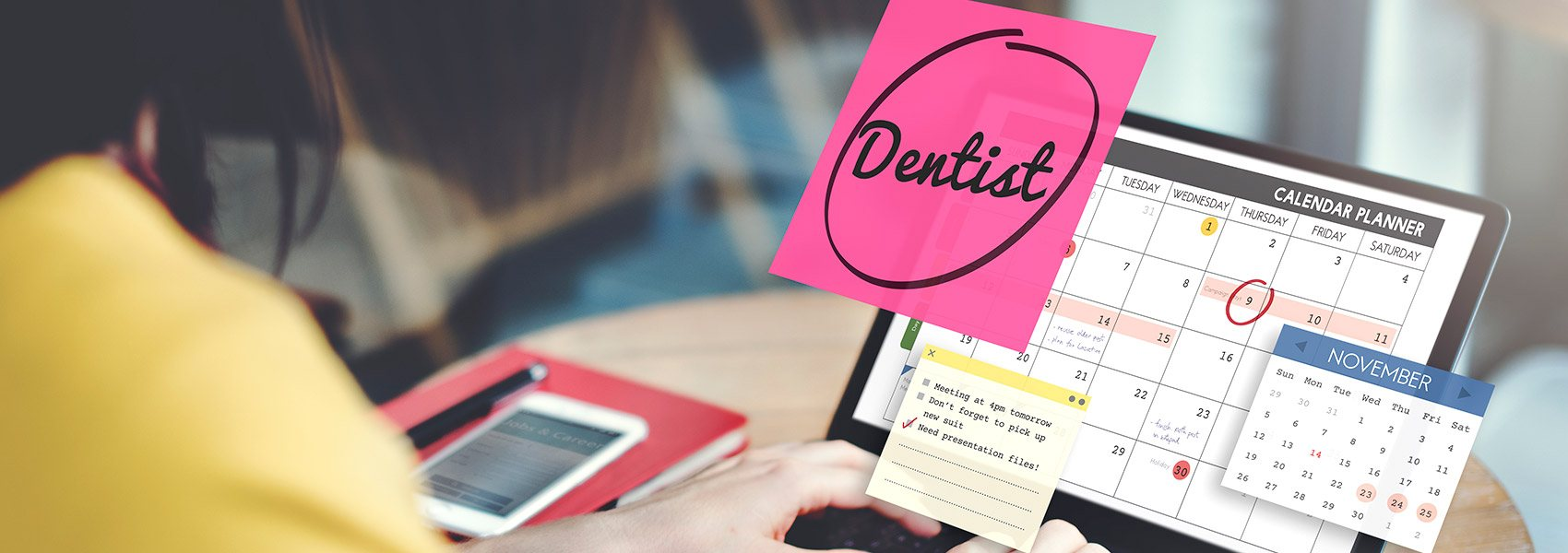 Request An Appointment with Thompson Dental - McKinney, TX